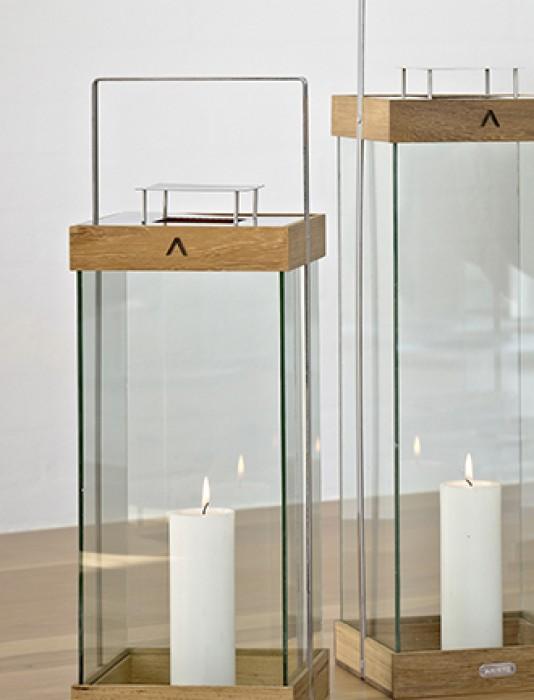 Sienna Lantern Indoor